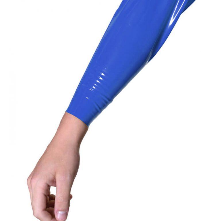 manga sleeve adjust azul-m